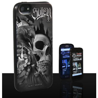 cover to cell phone SULLEN - Kirt Silver - Black