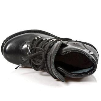 high heels women's - Itali Negro - NEW ROCK