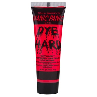 gel to hair (coloured styling) MANIC PANIC - Electric Lava