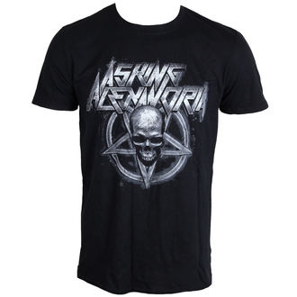 t-shirt metal men's Asking Alexandria - Death Metal - LIVE NATION, LIVE NATION, Asking Alexandria