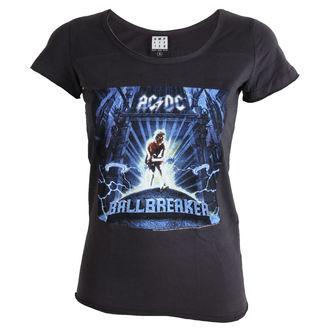 t-shirt metal women's AC-DC - Ballbreaker - AMPLIFIED - ZAV601BLC