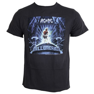 t-shirt metal men's AC-DC - Ballbreaker - AMPLIFIED - ZAV210BLC
