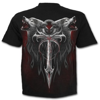 t-shirt men's - Legend Of The Wolves - SPIRAL - D063M101