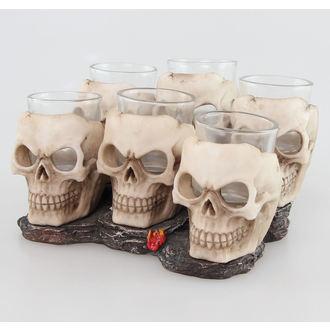 shots (set) Skulls - 816-4534