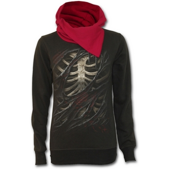 Hoodie women's - Rose Tattoo - SPIRAL - T045F268