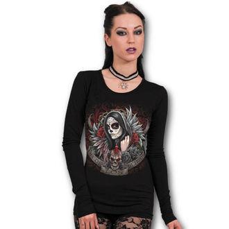 t-shirt women's - Muertos Dias - SPIRAL - K032F440