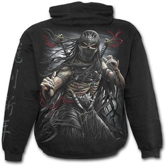 hoodie children's - Black - SPIRAL, SPIRAL