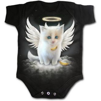 body children's SPIRAL- Kitty Angel - Black, SPIRAL