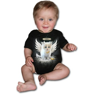 body children's SPIRAL- Kitty Angel - Black, SPIRAL
