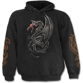 hoodie men's - Dragon Slayer - SPIRAL - M017M451