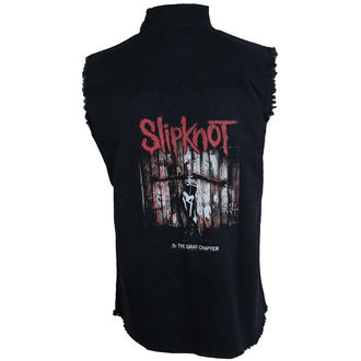 vest men's Slipknot - The Gray Chapter - RAZAMATAZ, RAZAMATAZ, Slipknot