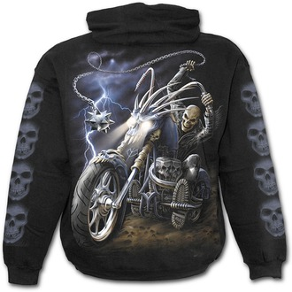 hoodie men's - Ride To Hell - SPIRAL - T021M451