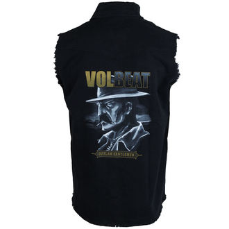 vest men's Volbeat - Outlaw Gentlemen - RAZAMATAZ, RAZAMATAZ, Volbeat