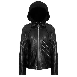 leather jacket men's - Moody - KILLSTAR, KILLSTAR