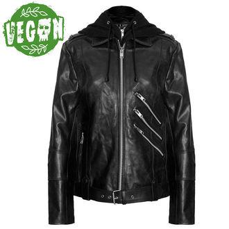 leather jacket men's - Moody - KILLSTAR, KILLSTAR
