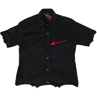 shirt men ADERLASS - Bat Brief - DAMAGED, ADERLASS