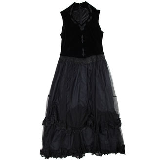 dress women Zoelibat - Black - DAMAGED
