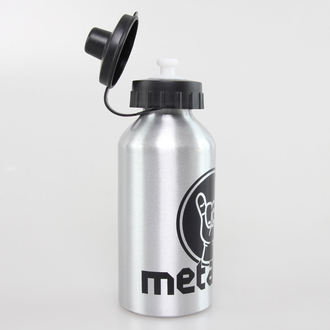 children's bottle Metal-Kids - Metal Kid - Silver, Metal-Kids