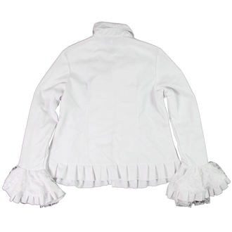 shirt women's ADERLASS - White - DAMAGED, ADERLASS