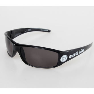 glasses sun Metal-Kids - Metal Kid - Glossy Black, Metal-Kids