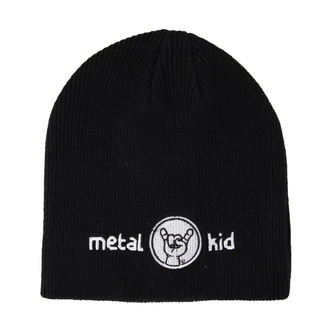 beanie Metal-Kids - Metal Kid - Black, Metal-Kids