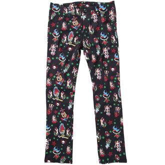 pants women HELL BUNNY - Black, HELL BUNNY