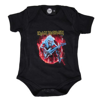 points children's Iron Maiden - FLF - Black - Metal-Kids, Metal-Kids, Iron Maiden