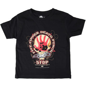 t-shirt metal children's Five Finger Death Punch - Knucklehead - Metal-Kids, Metal-Kids, Five Finger Death Punch