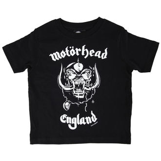 t-shirt metal children's Motörhead - England - Metal-Kids - 466-25-8-7