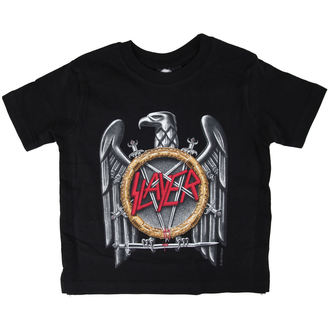 t-shirt metal children's Slayer - Silver Eagle - Metal-Kids - 467-25-8-999
