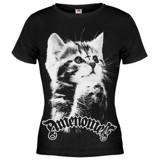 t-shirt hardcore women's - Pure Evil - AMENOMEN - OMEN004DA