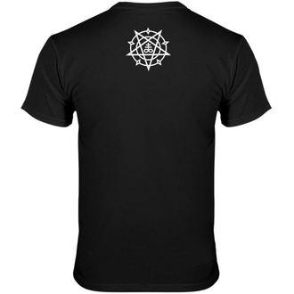 t-shirt hardcore men's - Wolf - AMENOMEN - OMEN036KM