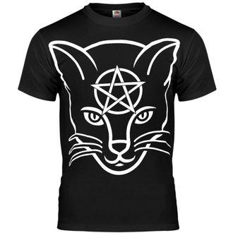 t-shirt hardcore men's - Head Cat - AMENOMEN - KOMEN029