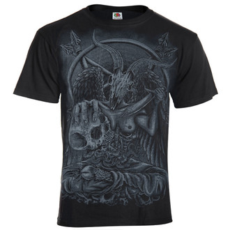 t-shirt hardcore men's - Demon - AMENOMEN - OMEN023KM