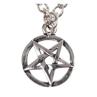 necklace Pentagram - PSY223
