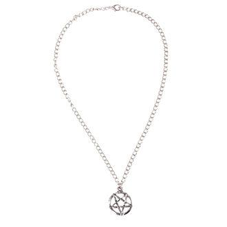 necklace Pentagram - PSY226