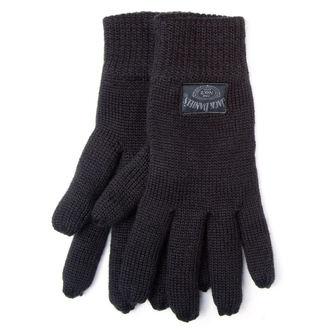 gloves Jack Daniels - Black, JACK DANIELS