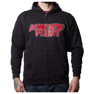 hoodie men's Agnostic Front - Never Walk Alone - Buckaneer - 004-1949-001