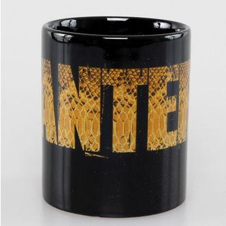 cup Pantera - Snake Logo - ROCK OFF, ROCK OFF, Pantera