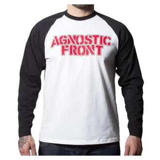 t-shirt metal men's Agnostic Front - Never Walk Alone - Buckaneer, Buckaneer, Agnostic Front
