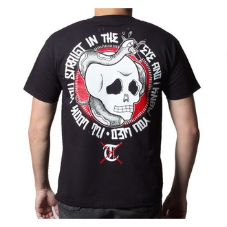 t-shirt metal men's Terror - Hard Lessons - Buckaneer, Buckaneer, Terror