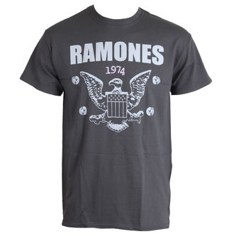 t-shirt metal Ramones - - ROCK OFF, ROCK OFF, Ramones
