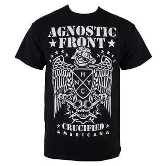 t-shirt metal men's Agnostic Front - Americana - RAGEWEAR, RAGEWEAR, Agnostic Front