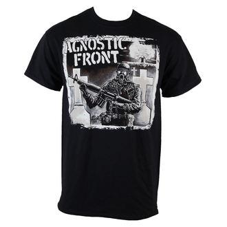 t-shirt metal men's Agnostic Front - Gasmask - RAGEWEAR, RAGEWEAR, Agnostic Front