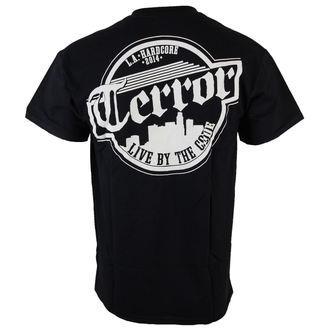 t-shirt metal men's Terror - Skyline - RAGEWEAR, RAGEWEAR, Terror