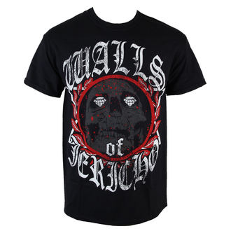 t-shirt metal men's Walls of Jericho - Diamont Skull - RAGEWEAR, RAGEWEAR, Walls of Jericho