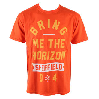 t-shirt metal men's Bring Me The Horizon - Big Text - ROCK OFF, ROCK OFF, Bring Me The Horizon