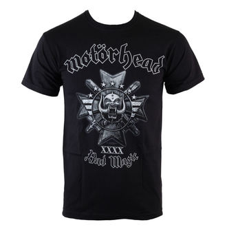 t-shirt metal men's Motörhead - Bad Magic - ROCK OFF - MHEADTEE29MB