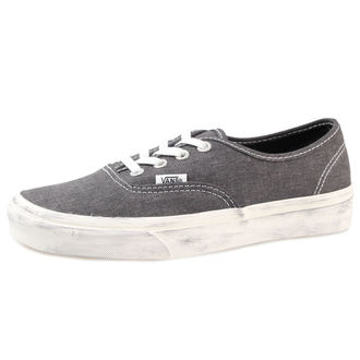 low sneakers women's - Authentic (Overwashed) - VANS, VANS