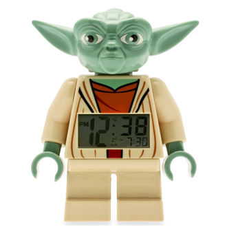 alarm clock Lego Star Wars - Yoda